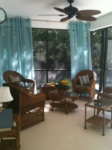 Decorating a lanai in florida bing images lanai for Small lanai decorating ideas