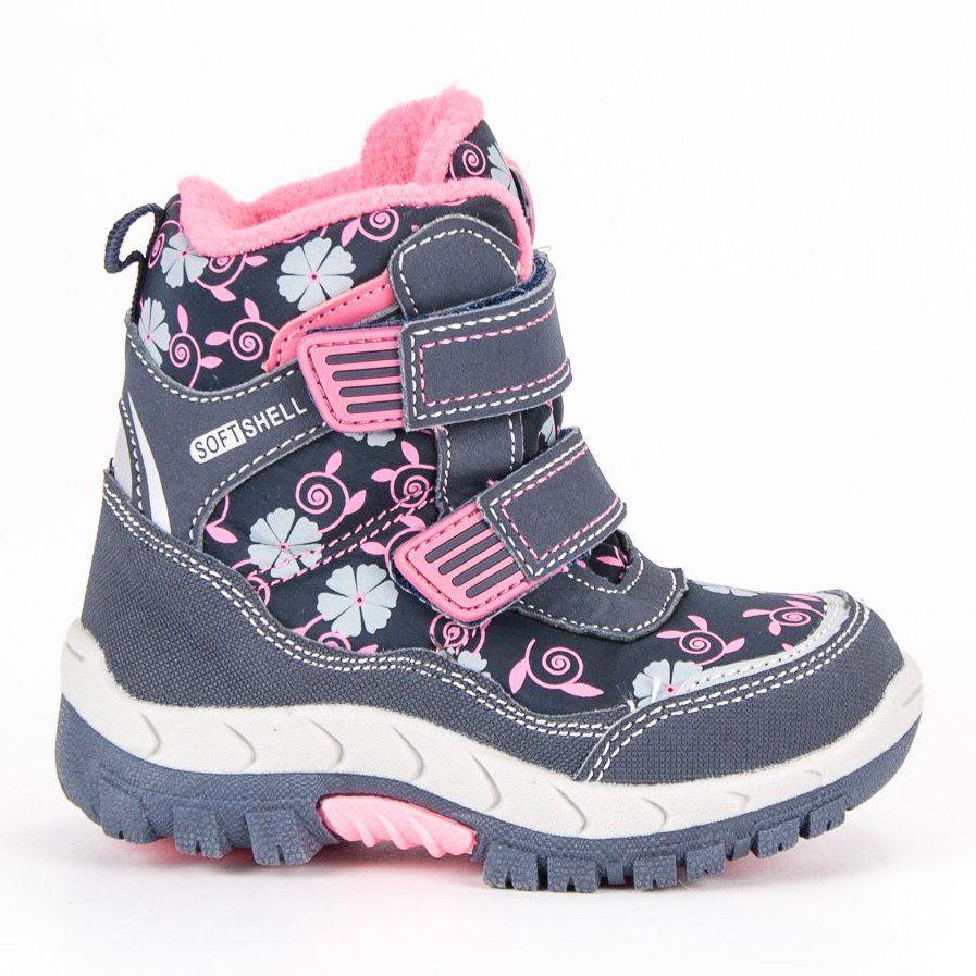 Kozaki Dla Dzieci Americanclub American Club Zimowe Buty American Boots Hiking Boots Winter Boot