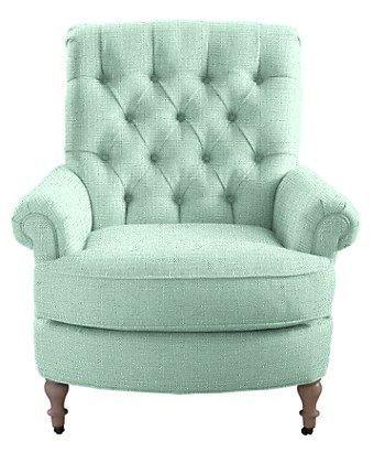 Abbott U0026 Costello Chair In Mint Green Furniture