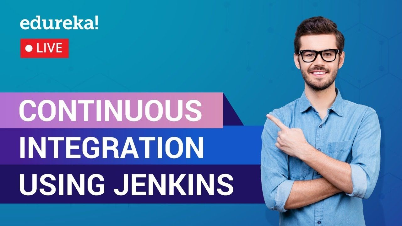 Continuous Integration Using Jenkins Jenkins Tutorial Devops Training In 2021 Css Tutorial React Tutorial Machine Learning