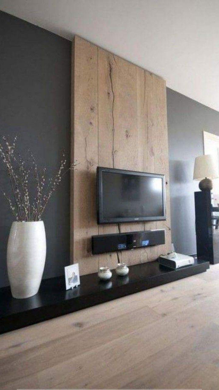 pin von gohar alerdeny auf unbedingt kaufen in 2019 holzwand fernseher tv wand trockenbau und. Black Bedroom Furniture Sets. Home Design Ideas