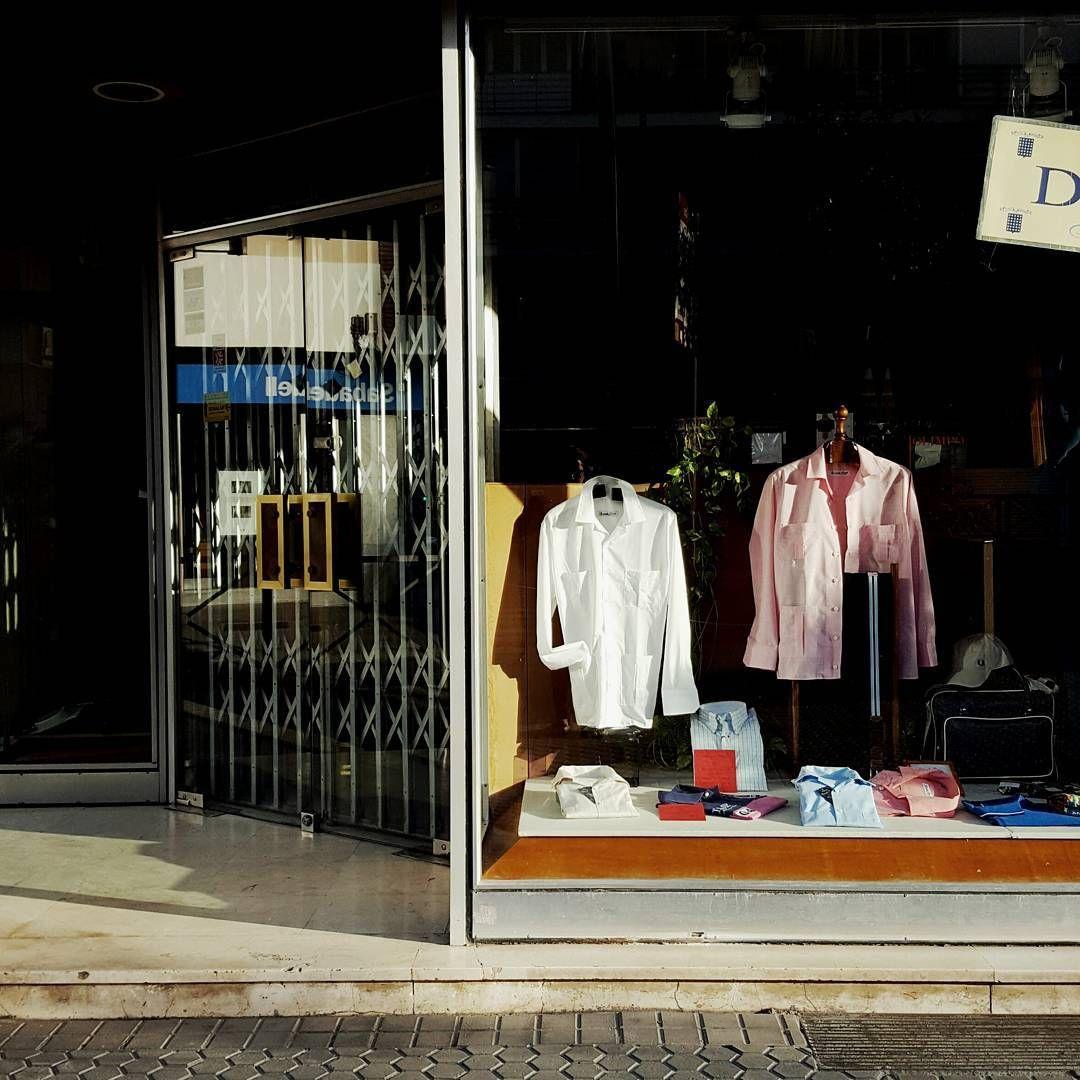 Boutique de caballero  #sevilla #escaparate #losremedios #gloriarodriguez