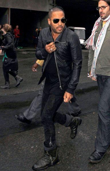 lenny kravizt photos | ... et le beau temps - Blog mode homme: LOOK OF THE DAY - Lenny Kravitz