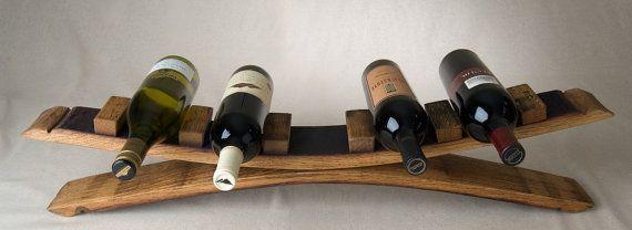 Vin De Napa Wine Rack 7 Bouteilles Du Canon Wine Barrel Decor