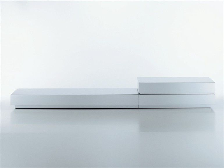 MOBILE TV BASSO LOWBOARD | MDF ITALIA | Design | Pinterest | Italia