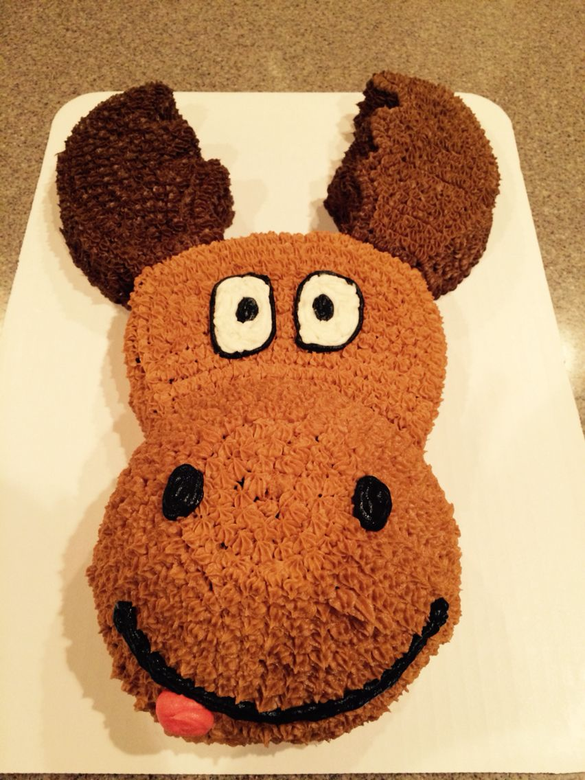 Enjoyable S Birthdays Durban With Images Moose Cake Moose Funny Birthday Cards Online Overcheapnameinfo