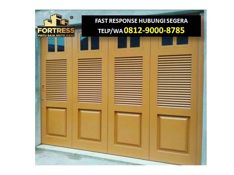 0812-9000-8785, Surakarta Sliding Iron Garage Door