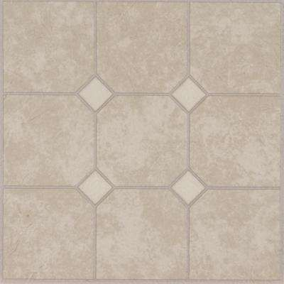 Rockport Marble Sand 12 In X 12 In Residential Peel And Stick Vinyl Tile Flooring 45 Sq Ft Case Armstrong Flooring Vinyl Tile Marble Vinyl