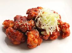 Korean Fried Cauliflower (Vegan) Recipe
