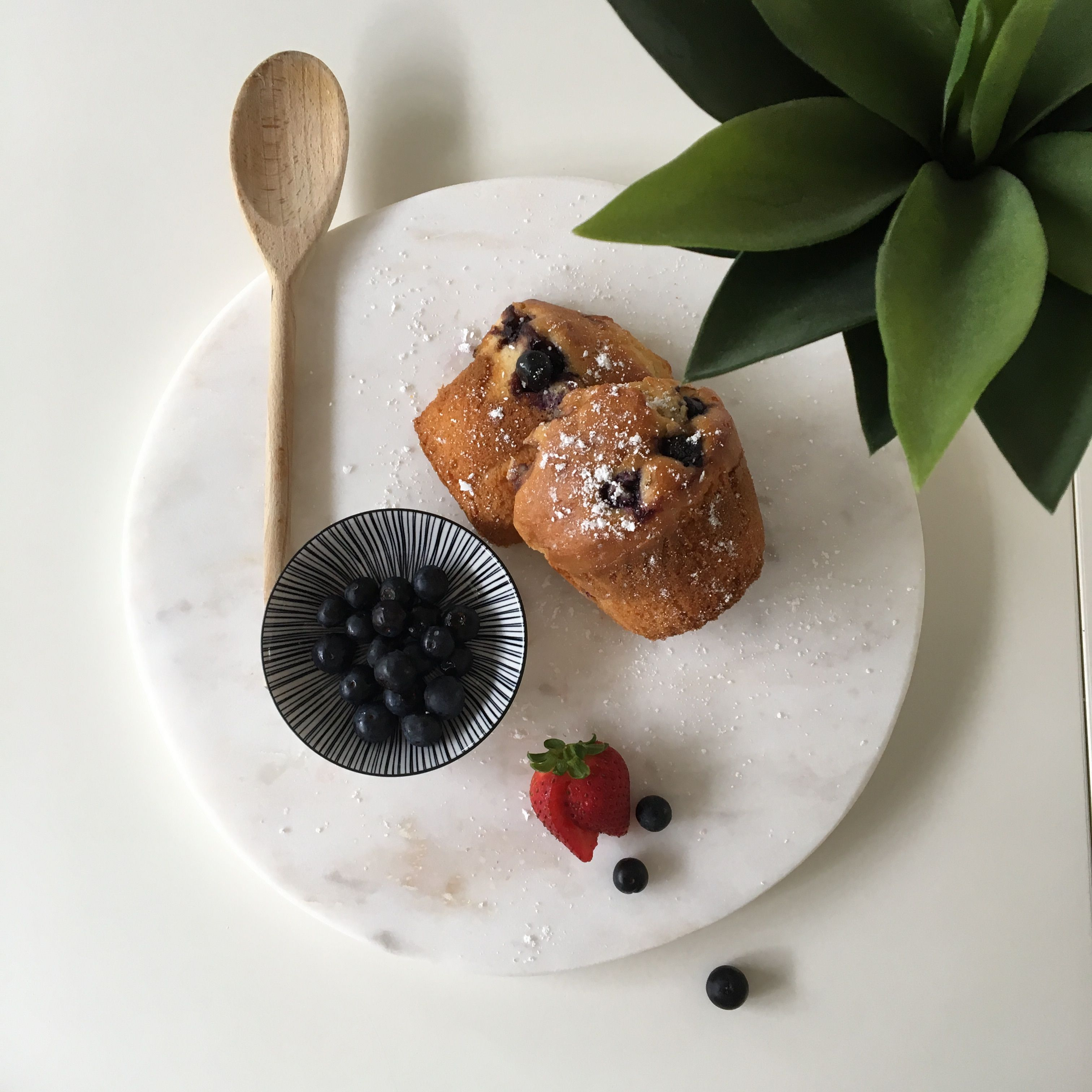 Food, Blueberry, Tableware
