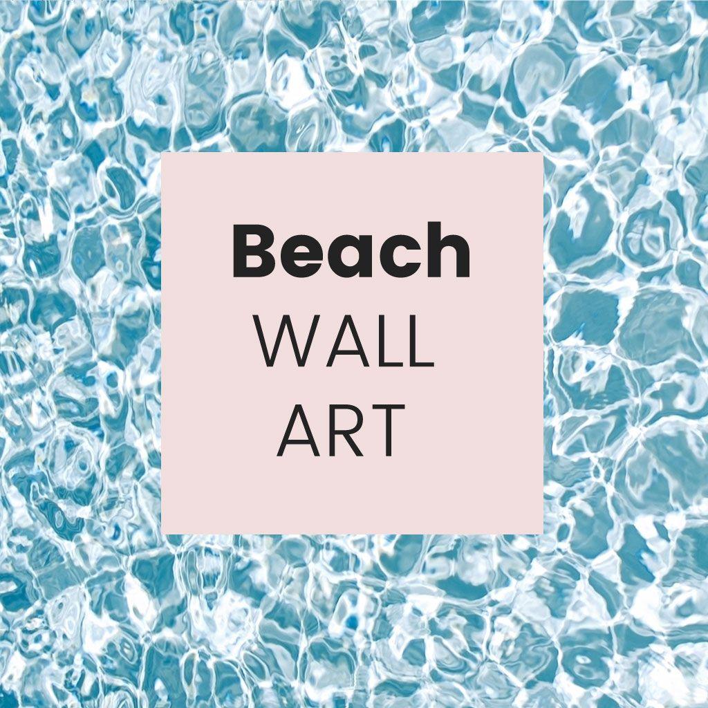 Walart pool water homedecor wallart waldecor decor beach