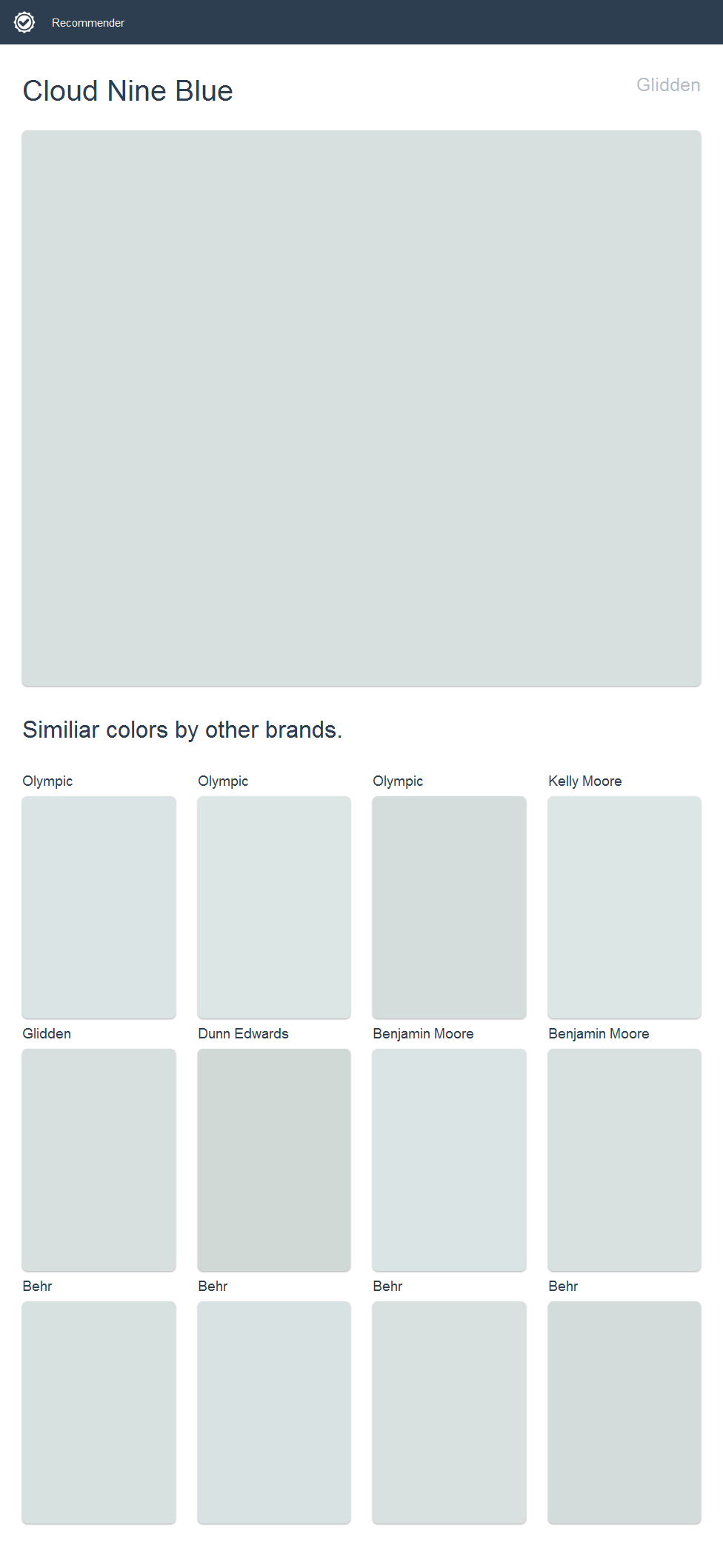 cloud nine blue  glidden click the image to see similiar valspar bathroom paint drying time valspar bedroom paint ideas