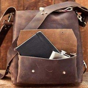 Colson Keane Leather Rucksack