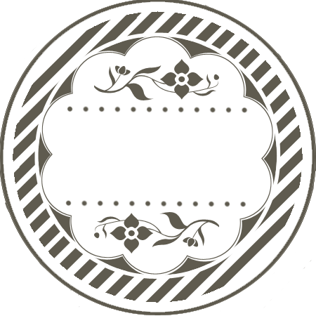 Discover. Create. Live.: Graphic Monday: Spice Jar Lid Labels ...