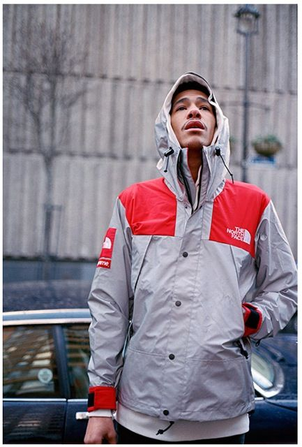 MODE] Collaboration automne hiver 2013: Supreme X The North