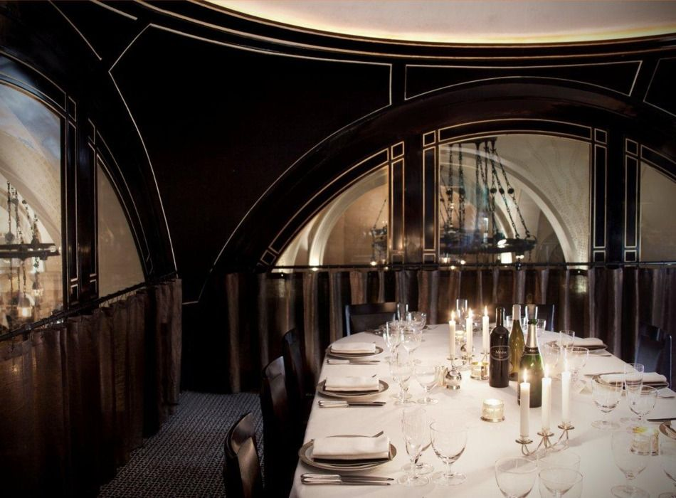 Private Dining in Mayfair, London Luxury restaurant