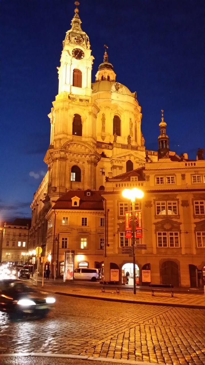 Prague at Night never gets old