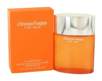 Amazon.com: Happy By Clinique For Men. Cologne Spray 3.4 Ounces: Beauty