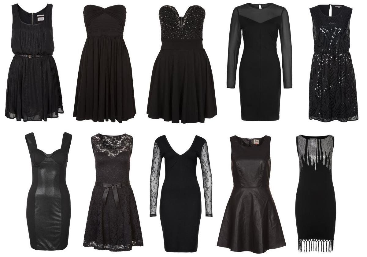 Vestidos bonitos negros