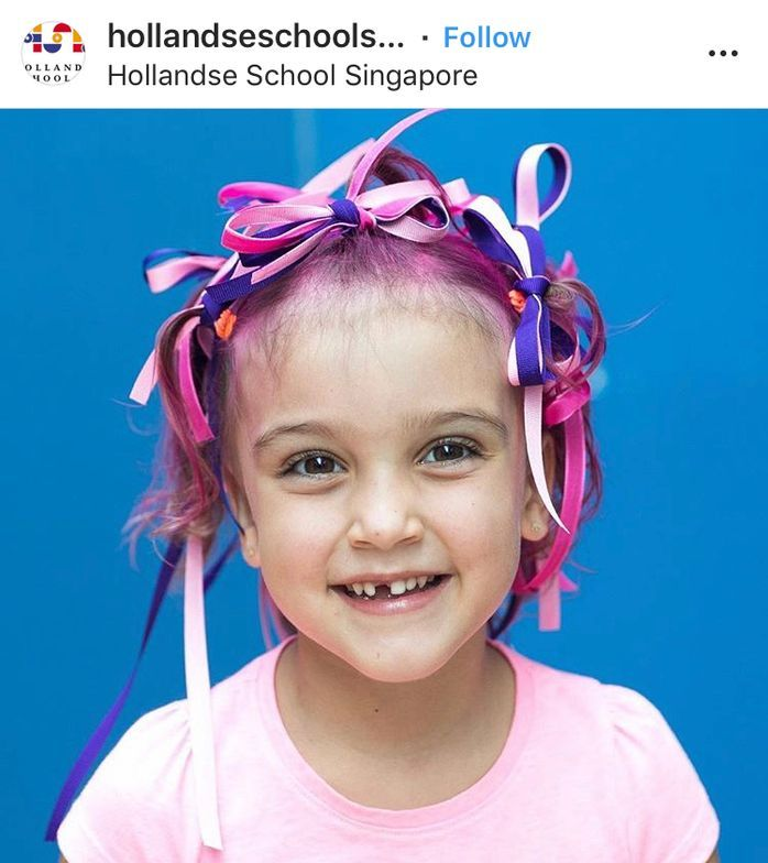 29 Cute Ideas For Kids' Crazy Hair Day at School #crazyhairday