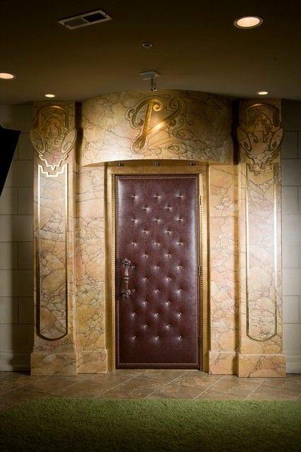 Door Entrance Pics Please Page 2 Avs Forum Home Theater Discussions And Reviews Theater Room Decor Modern Window Treatments Home Theater