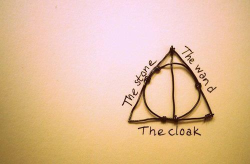 Harry Potter, the deathly hallows