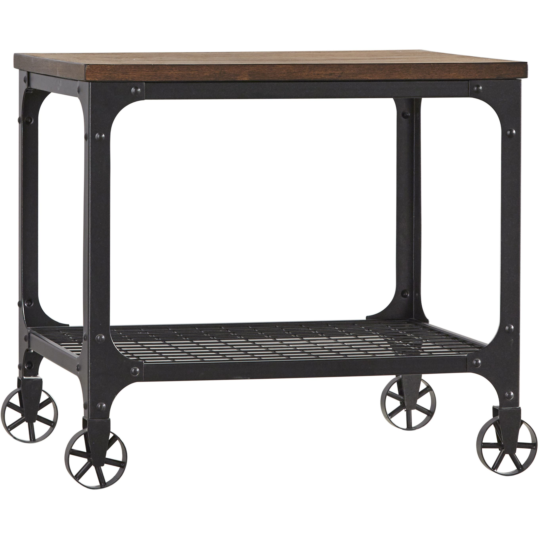 Only 2 Ft Tall* Mercury Row Corvus Serving Cart $229 | Kitchen ...