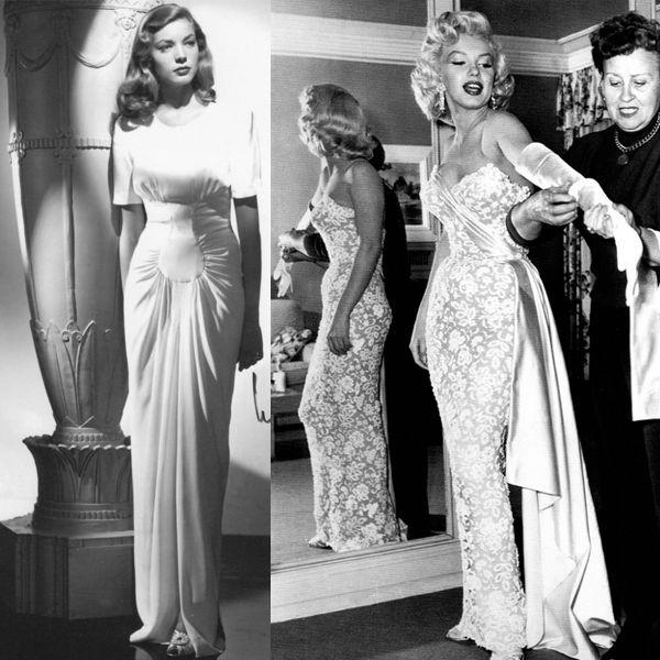 marilyn monroe evening dresses - Google Search   Classic   Pinterest ...