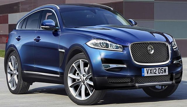 2015 Jaguar SUV Release Date and Price Sports Cars Motor