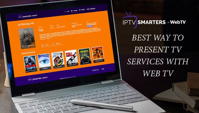 Watch Live Online TV, Movies and Series | Web TV Player Contact Us