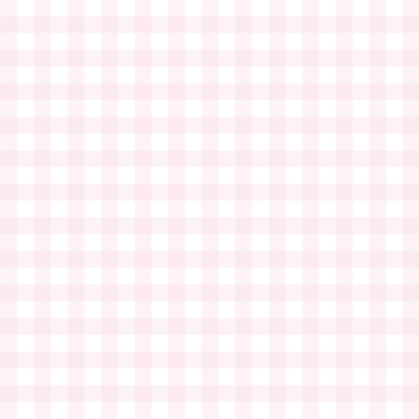 Gingham in Soft Pink