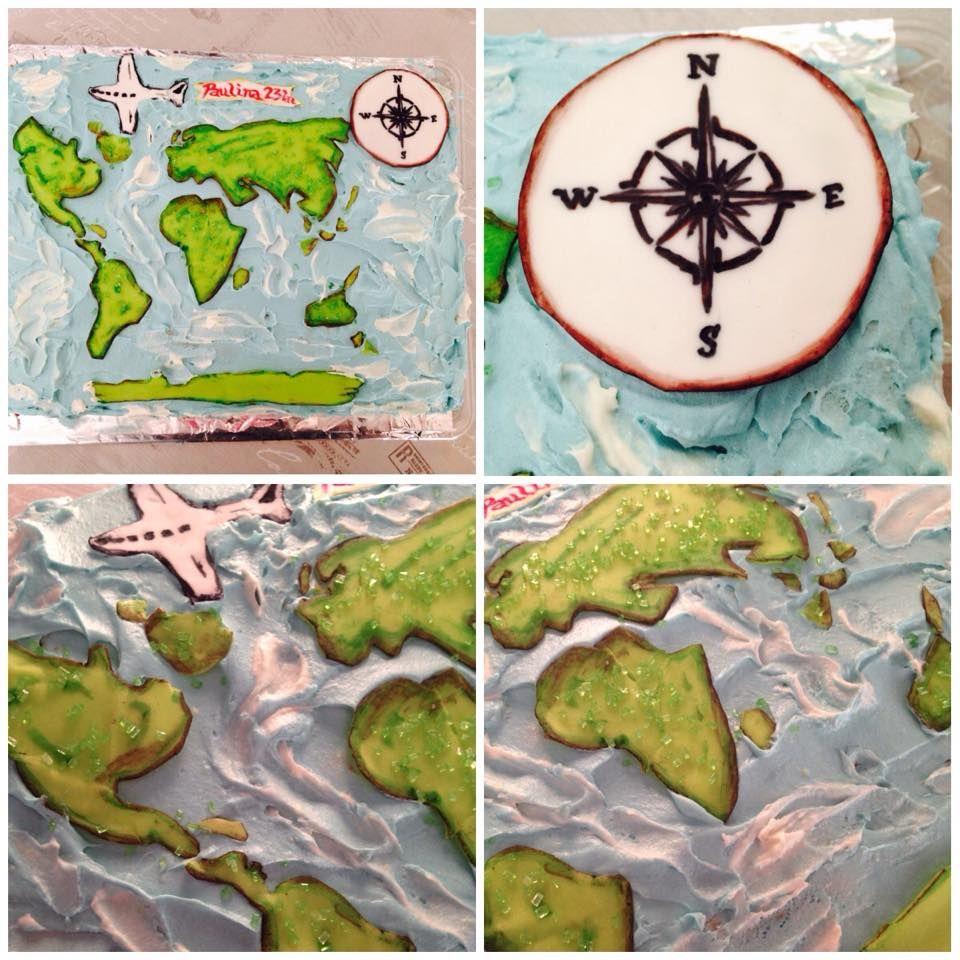 Birthdaycake fdelsedagstrta map world map worldmapcake birthdaycake fdelsedagstrta map world map worldmapcake worldmapbirthdaycake atlas atlas cake gumiabroncs Gallery