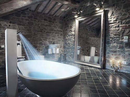 Small Luxury Bathroom Design 2014