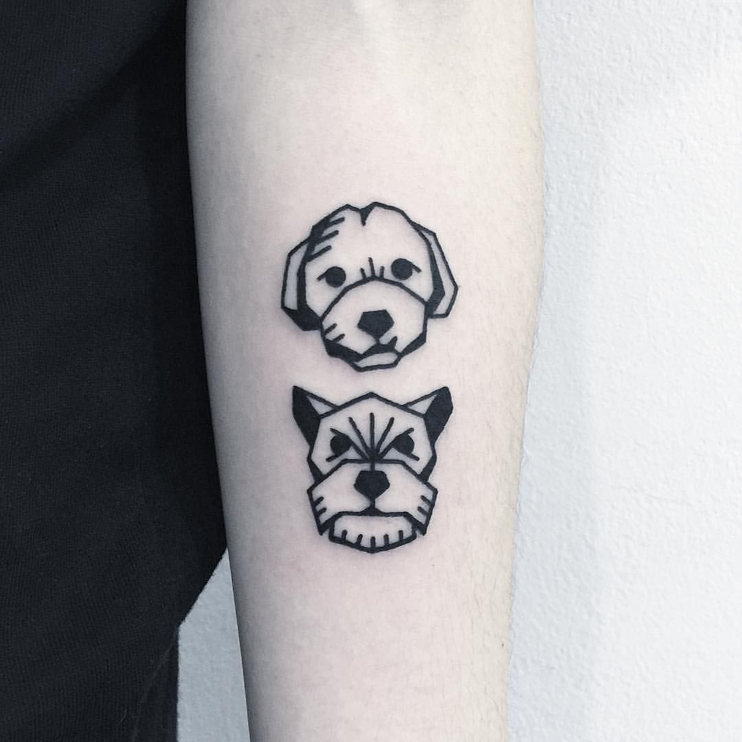 Pin By Payton On One Day When I M Braver Dog Tattoos Tattoos Trendy Tattoos