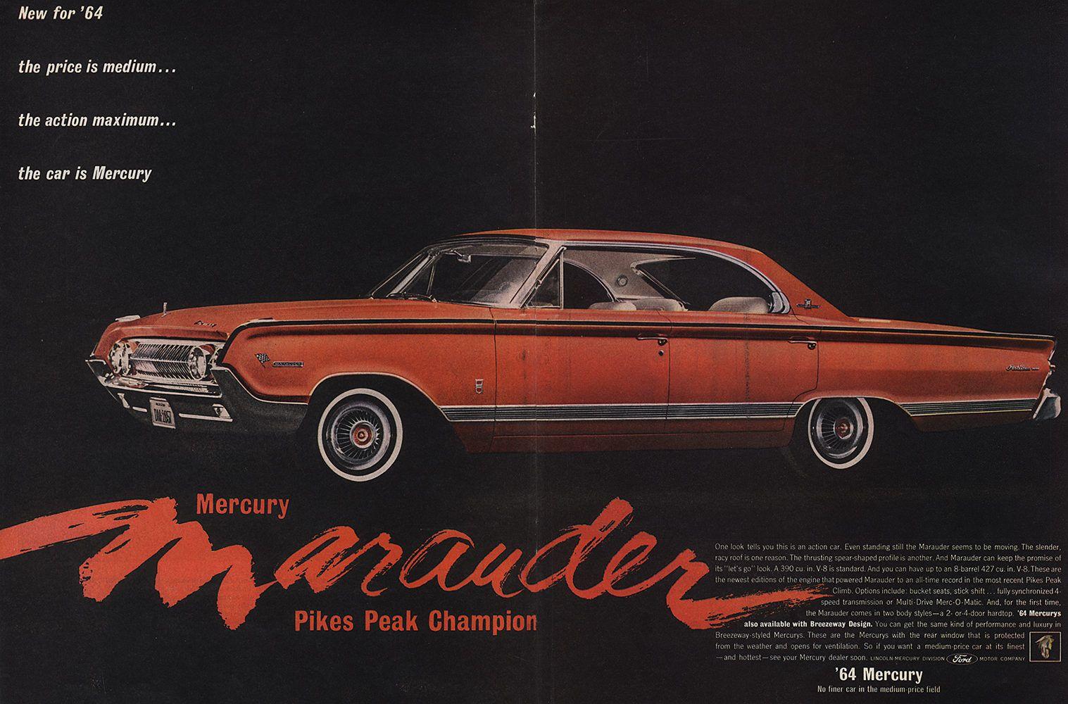 Ford Mercury Marauder