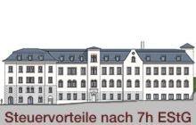 In diesem Gebäude werde ich zukünftig sein. Ab 2013 sind meinen neuen Räumlichkeiten fertig.