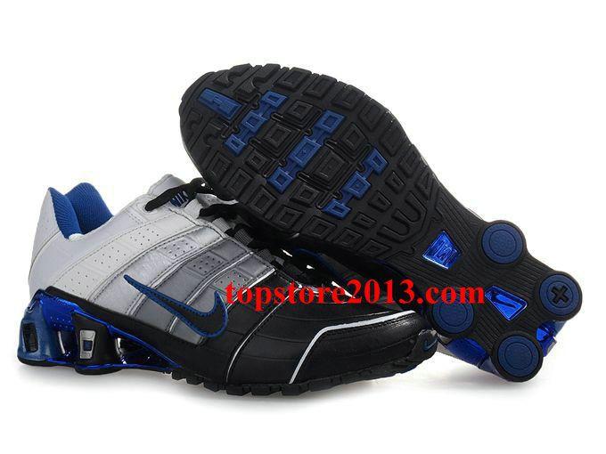 Nike Shox Nz Black Blue