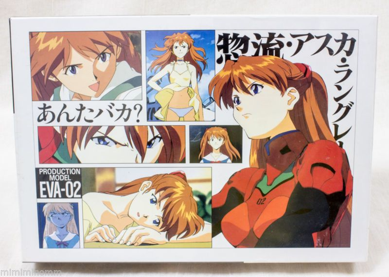 Evangelion Sohryu Asuka Langley Picture Puzzle 300 pcs 38x26cm JAPAN ANIME MANGA