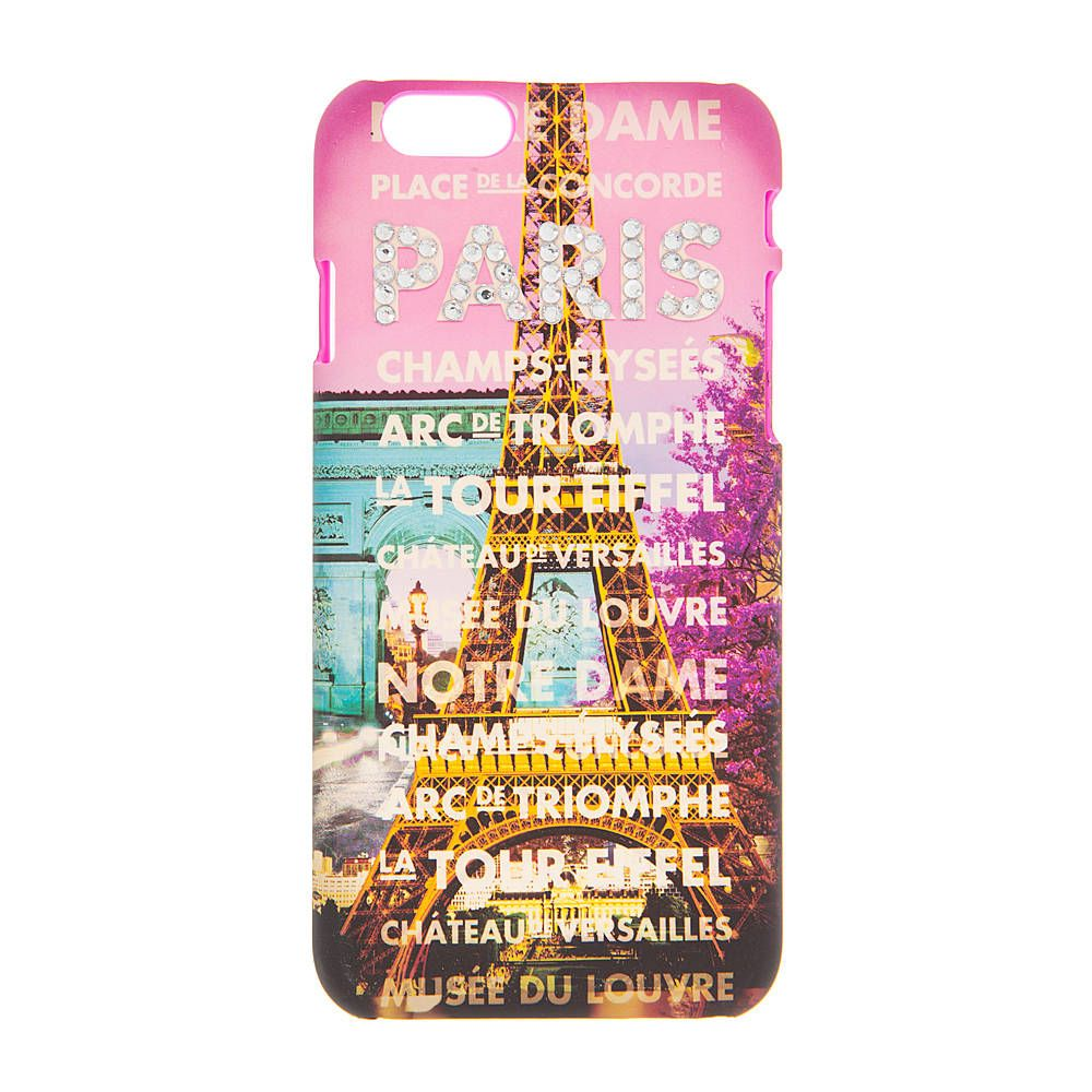 new concept 27f55 8387d iPhone 6/6S Cases | Tech | Claire's | Cases | Iphone phone cases ...