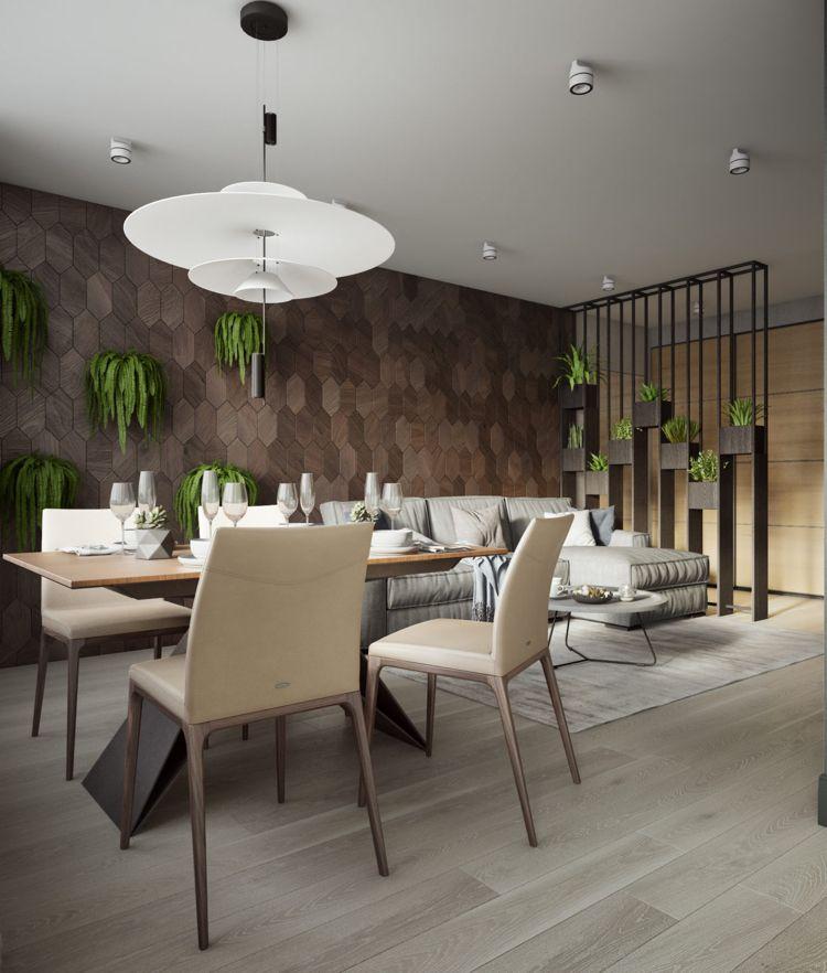 Weiss Grau Beige Esstisch Wohnzimmer Offenes Wohnkonzept #dream #house