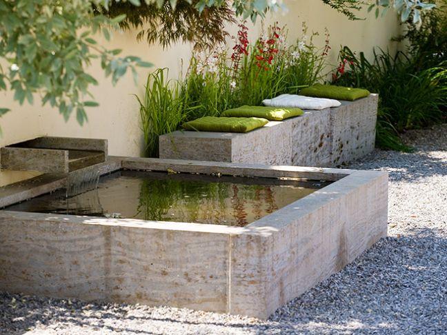 Architektonische Elemente | Gartenbau, Gartenumbau, Gartenpflege ... Elemente Terrassen Gestaltung