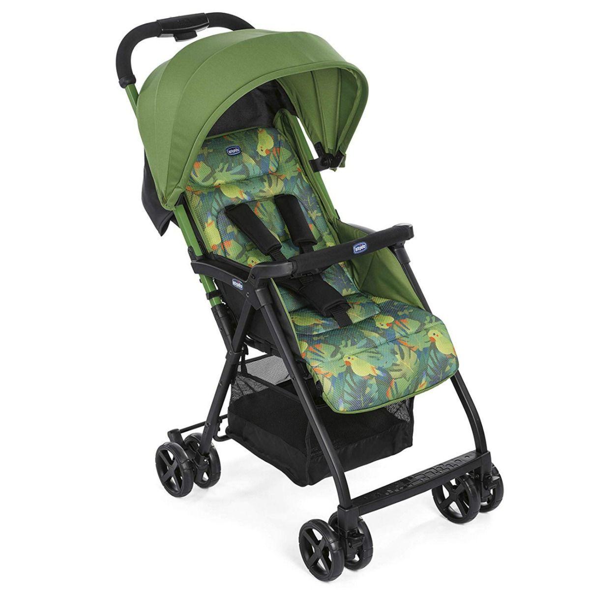 Chicco Tropical Jungle Green Ohlala Stroller Stroller