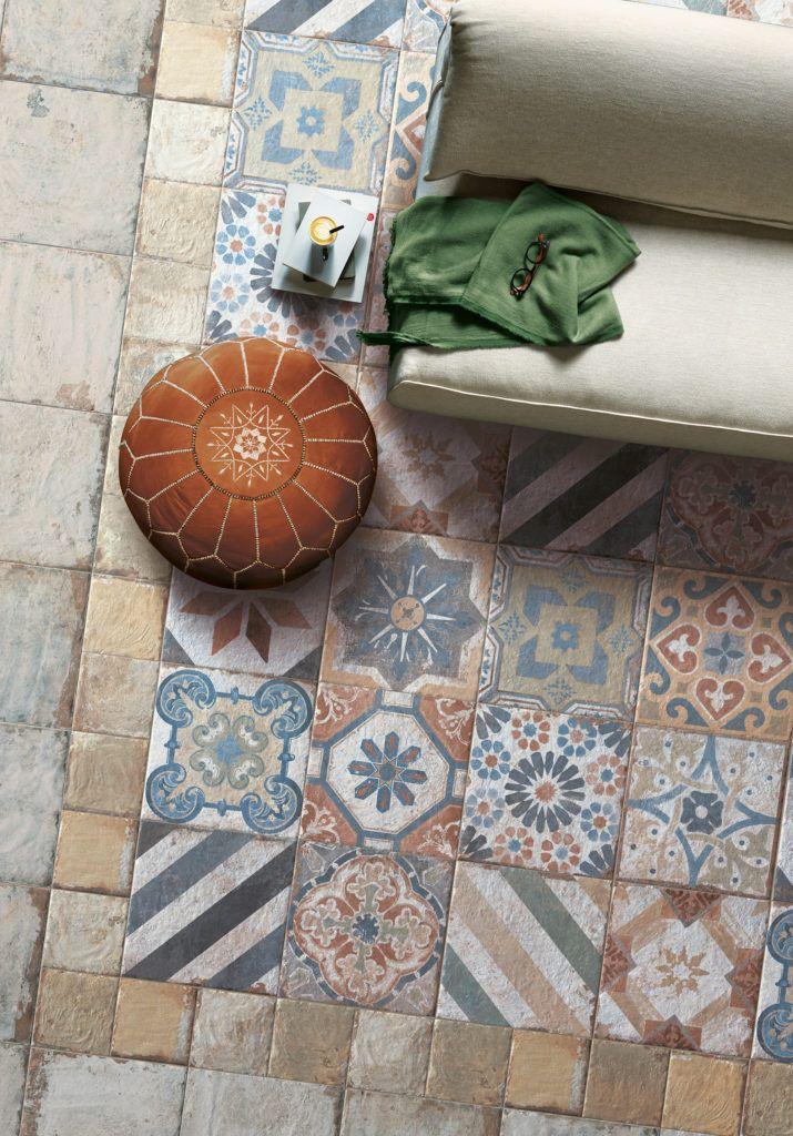 Pavimenti e rivestimenti in ceramica e gres porcellanato for Mosaici e marmi per pavimenti e rivestimenti