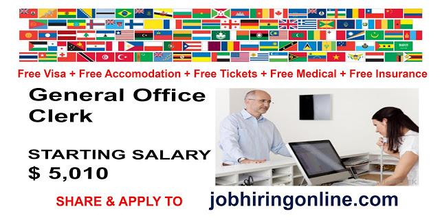 General 2boffice 2bclerk Clerk Jobs Job Promotion Job Opening