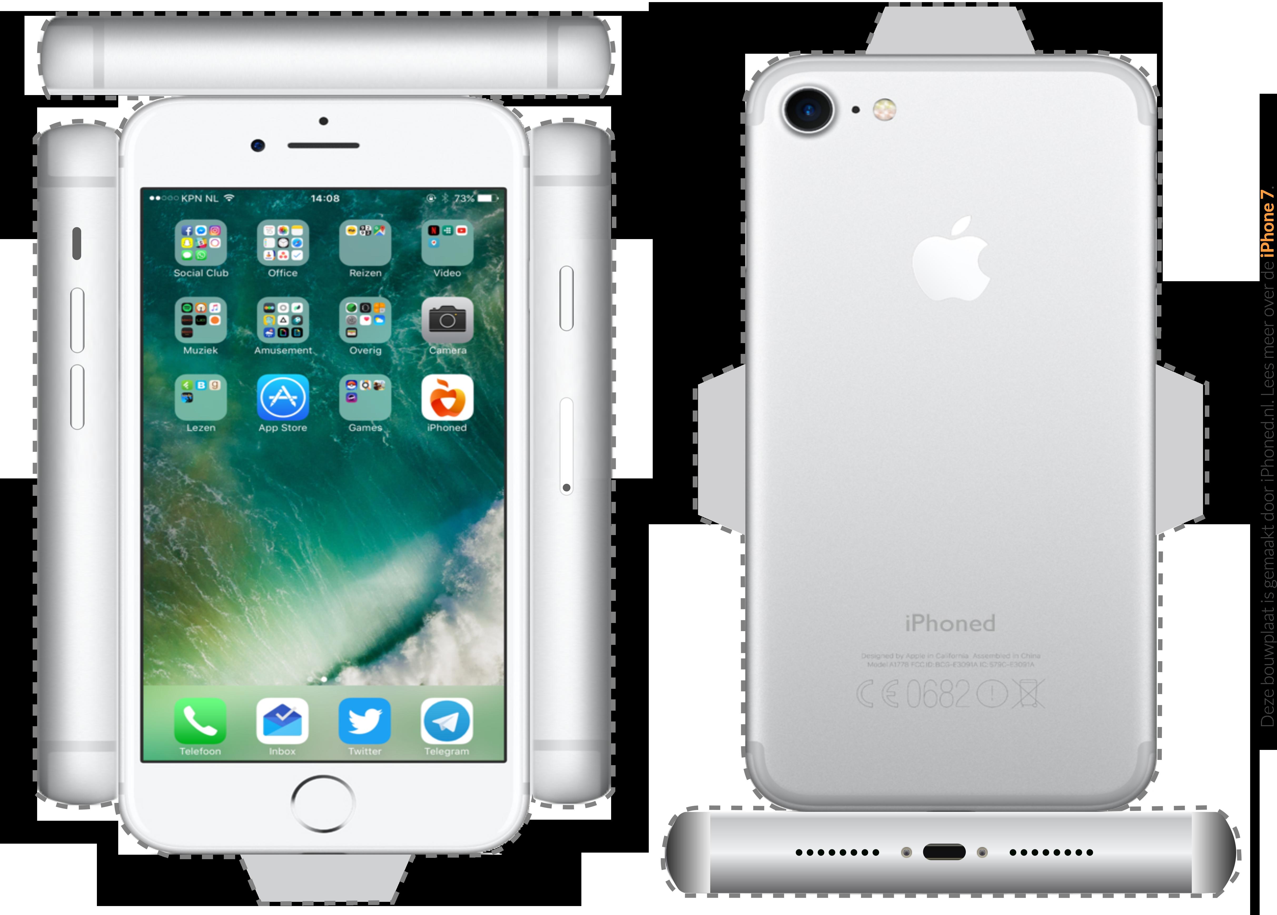 iphone 7 iphone sinterklaas iphone 7