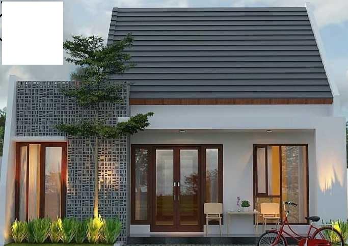 Desain Rumah Alam Minimalis Cek Bahan Bangunan