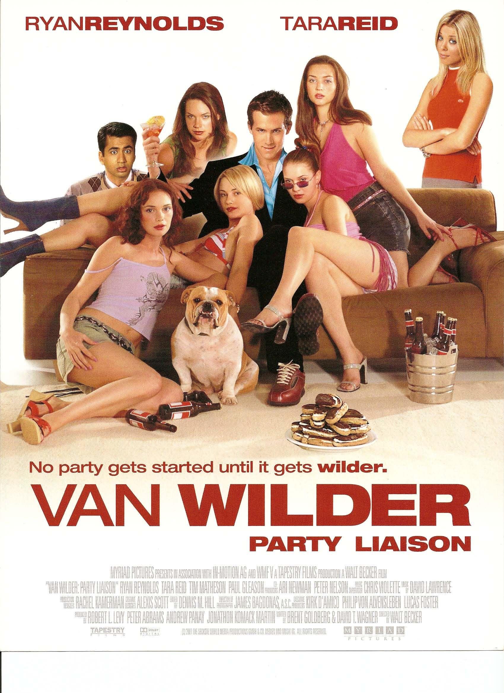 Van Wilder Films Complets Relations Publiques Film