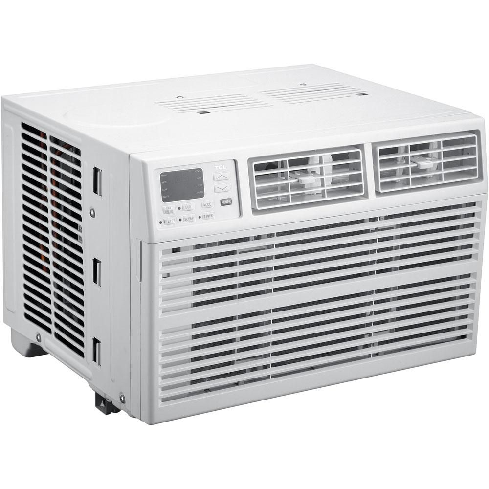Tcl Energy Star 12 000 Btu Window Air Conditioner With Remote Window Air Conditioner Air Conditioner Air Conditioner With Heater