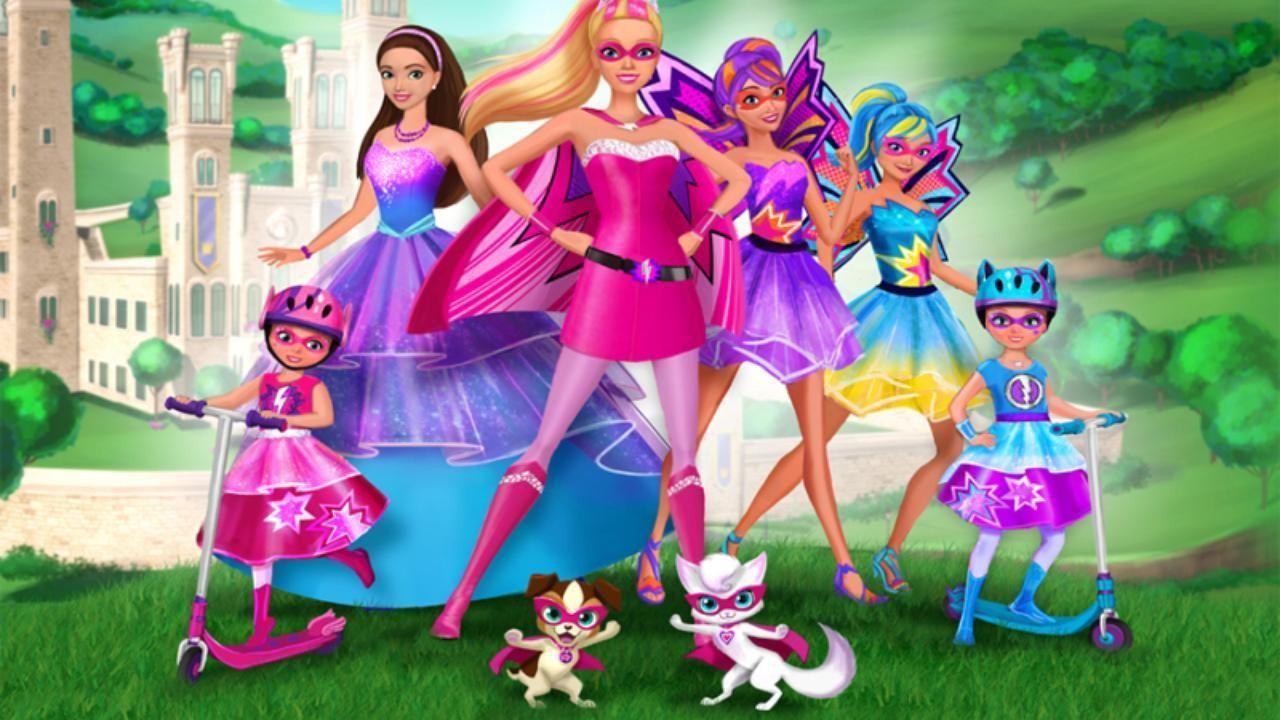 Barbie Agententeam Ausmalbilder : Torta Barbie Super Princesa Buscar Con Google Barbies Pinterest