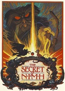 The Secret Of Nimh Want To Give Your Kid Nightmares And Teach Them Solid Life Lessons At The Same Time Here S A Movie For You The Secret Of Nimh Childhood